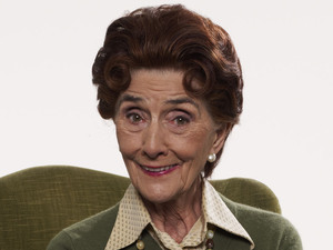 June Brown as Dot Branning on EastEnders