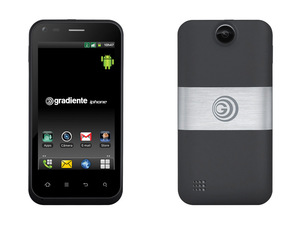 Gradiente Android-powered iphone Neo One