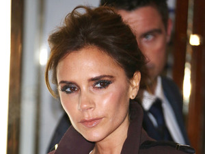 Victoria Beckham VIVA Forever Spice Girls the Musical held at the Piccadilly Theatre- Arrivals London, England - 11.12.12 Mandatory Credit: Lia Toby/WENN.com