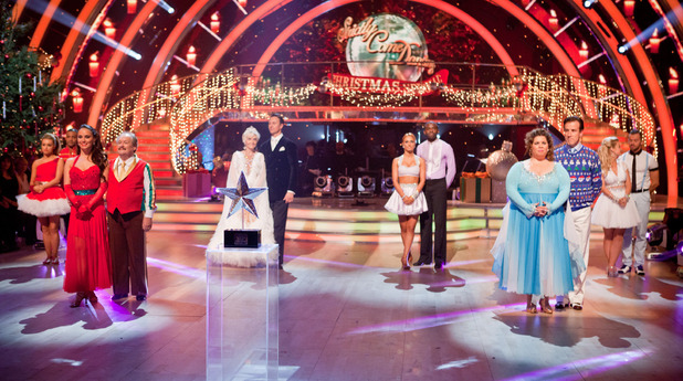 Strictly Come Dancing 2012 Christmas Special