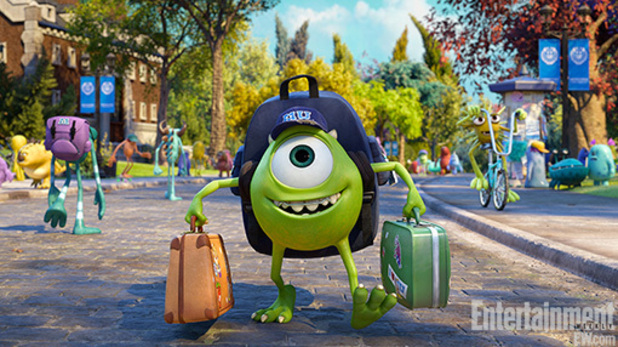 'Monsters University' still