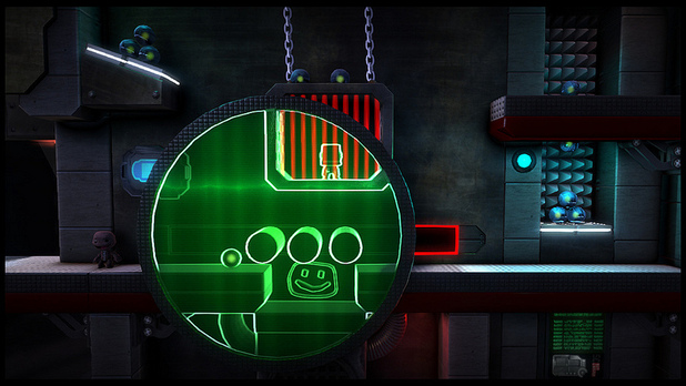 LittleBigPlanet 2 Cross Controller DLC pack screenshot