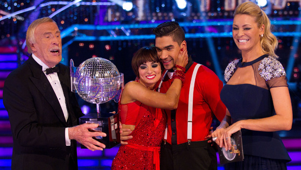 Strictly Come Dancing Final: Louis and Flavia