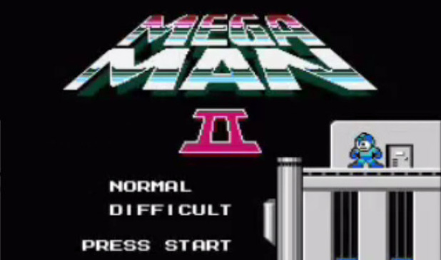 &#39;Mega Man 2&#39; screenshot