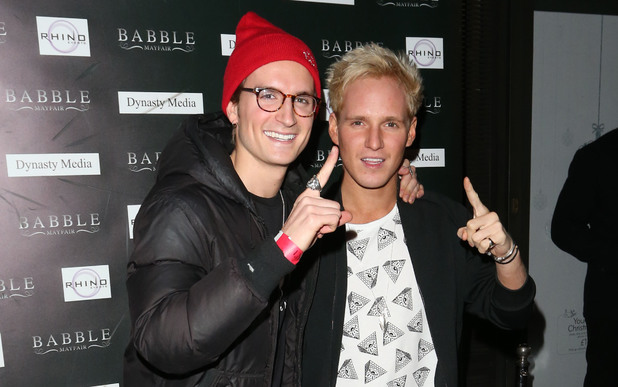 Made In Chelsea wrap party at Babble nightclubFeaturing: Oliver Proudlockll,Jamie Lang Where: London, United KingdomWhen: 18 Dec 2012