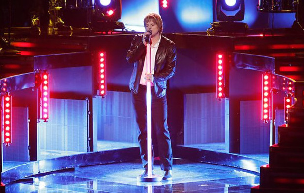 The Voice Season 3 Live final performances: Terry McDermott