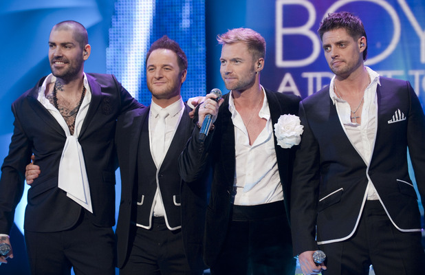 Celebrity-Boyzone-BBC Tribute to Stephen Gately