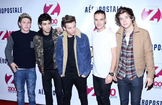 The Z100's All Access Lounge partyFeaturing: One Direction, Harry Styles Where: New York, NY, United States When: 07 Dec 2012 Credit: Andres Otero/WENN.com