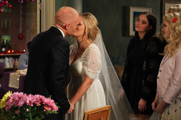 EastEnders, Christmas Day, Max and Tanya,