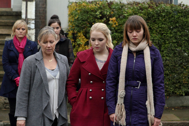 EastEnders, Derek is dead, Wed 26 Dec