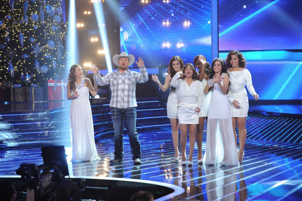 The X Factor USA - Season 2 Final part 1: Finalists Carly Rose Sonenclar, Tate Stevens and Fifth Harmony
