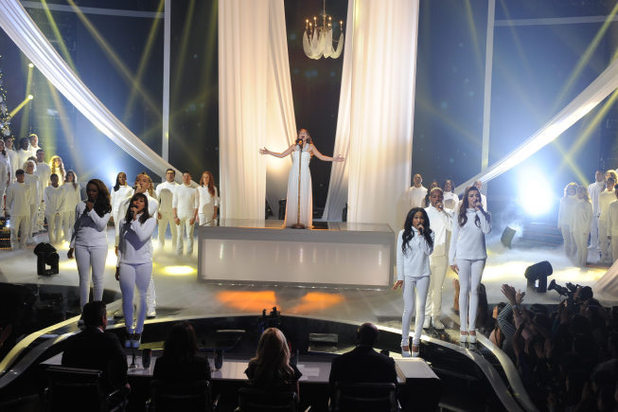 The X Factor USA - Season 2 Final part 1: Carly Rose Sonenclar performs