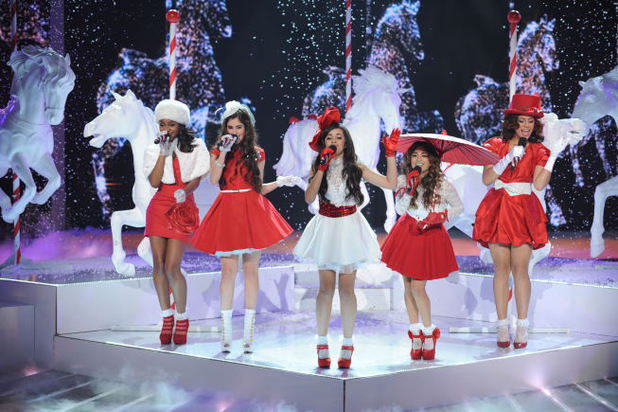Fifth Harmony perform