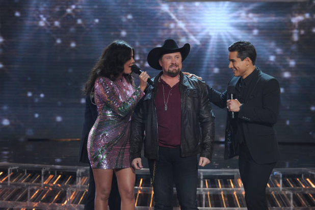 The X Factor USA Season 2 - Live finals part 2: Tate Stevens is crowned the winner