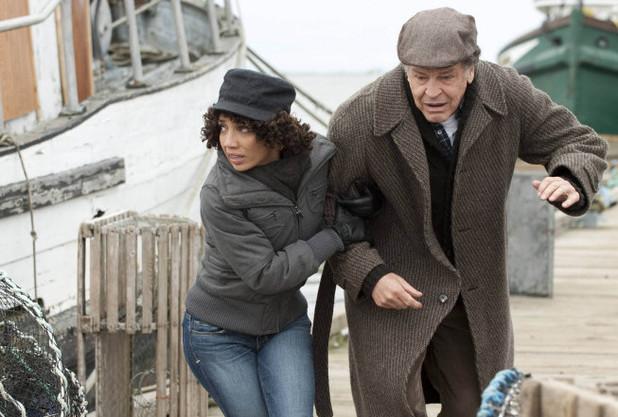 Fringe S05E09: 'Black Blotter'