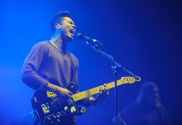 Dougy Mandagi of The Temper Trap