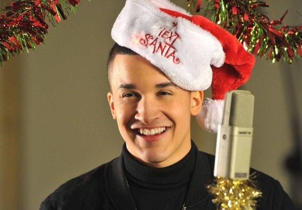 Jahmene Douglas for Text Santa