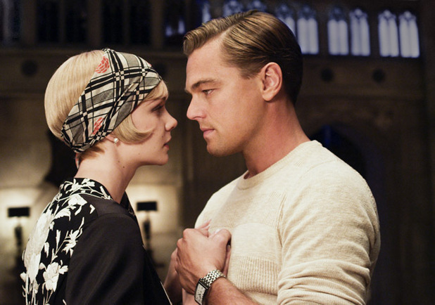 The Great Gatsby Cary Mulligan Leonardo DiCaprio