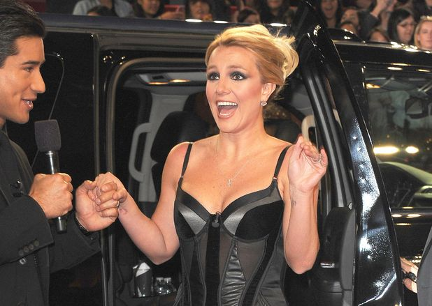 Miss Mode: Britney Spears at X Factor US Final