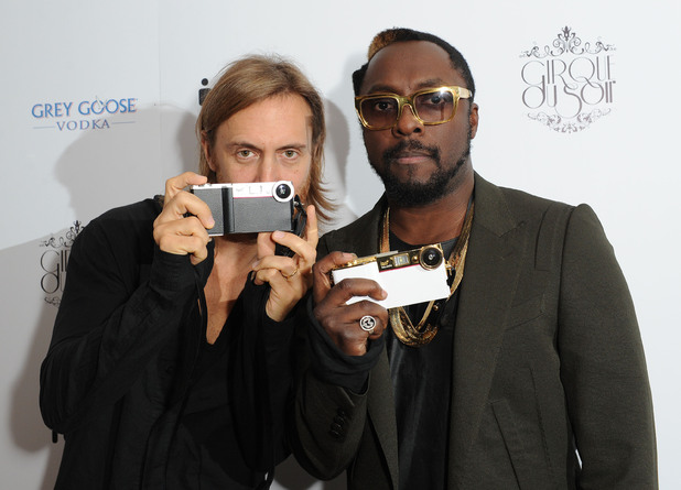 David Guetta and will.i.am