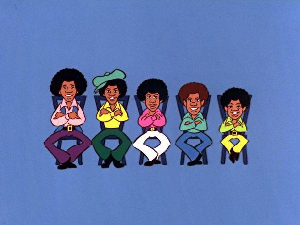 Jackson 5ive TV Series