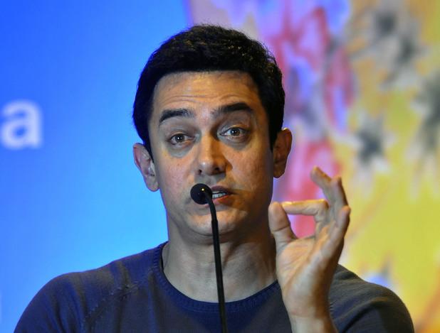 Aamir Khan UNICEF ambassador