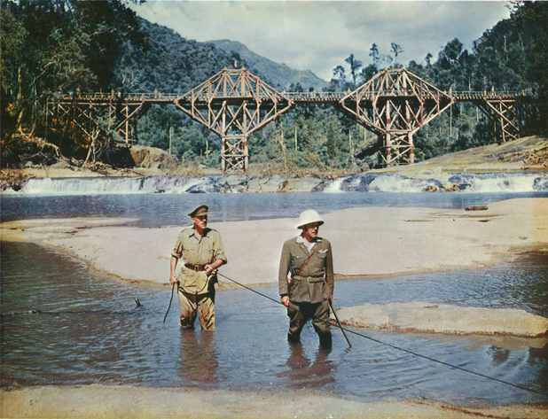 The Bridge on the River Kwai - Top 20 Hollywood Epic ...