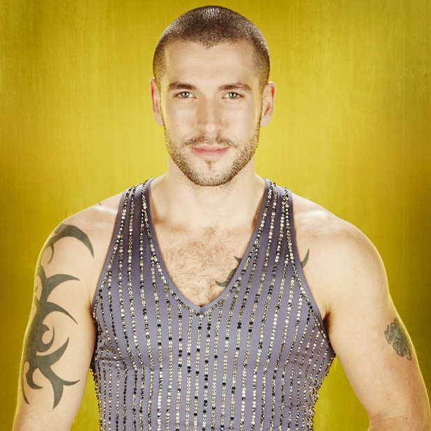 Shayne Ward - Dancing On Ice 2013