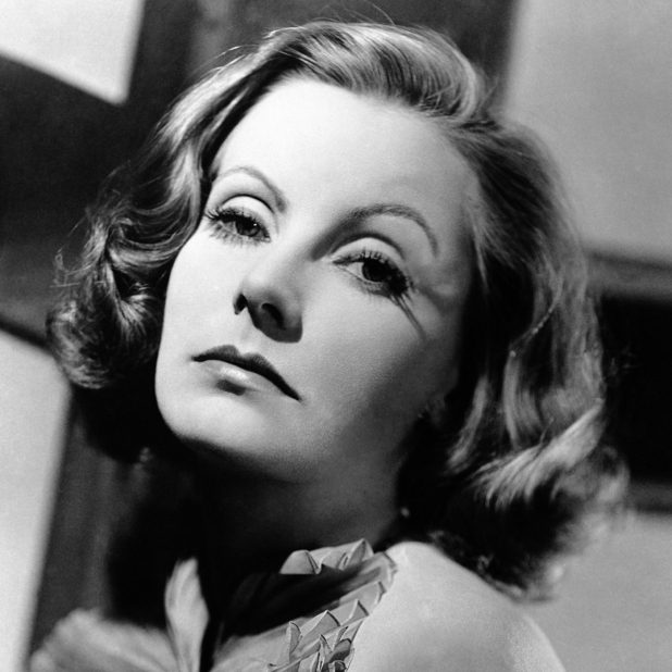 Greta Garbo - portrait dated June 22, 1937