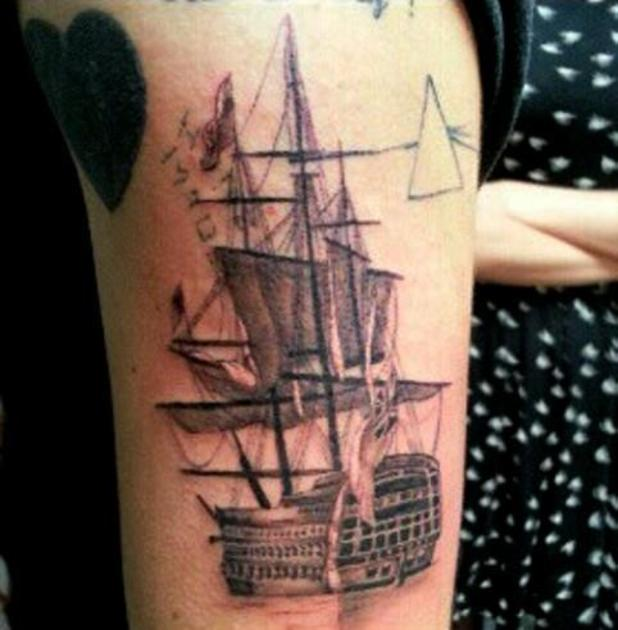 Harry Styles Tattoos