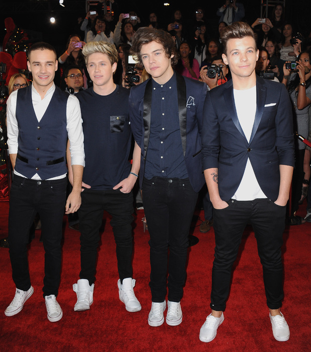 One Direction, X Factor season finale, LA