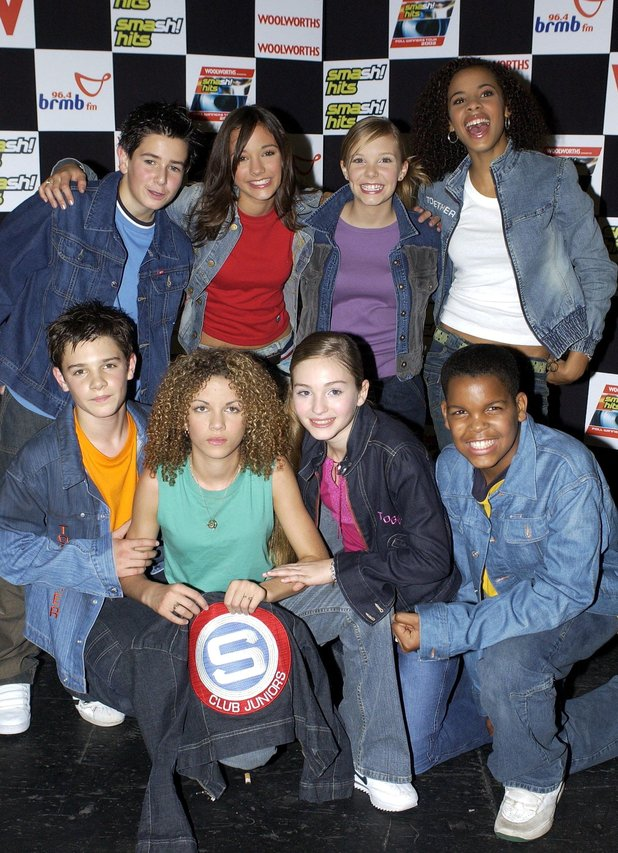 S Club 8, Smash Hits Poll Winners party