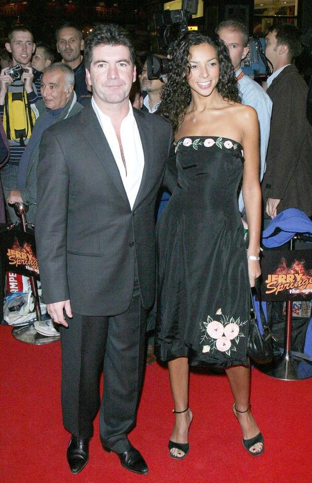 terri seymour, simon cowell