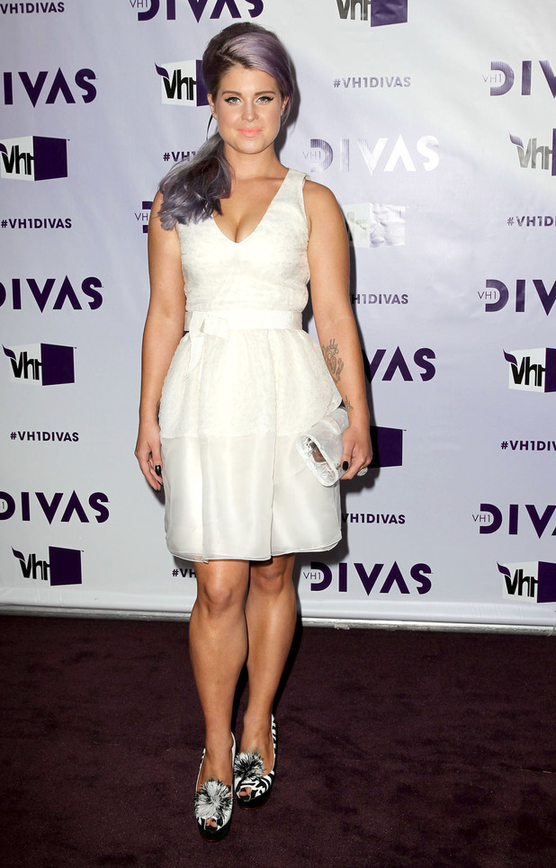 VH1 Divas 2012 held at The Shrine Auditorium - ArrivalsFeaturing: Kelly Osbourne Where: Los Angeles, California, United States When: 16 Dec 2012 Credit: FayesVision/WENN.com