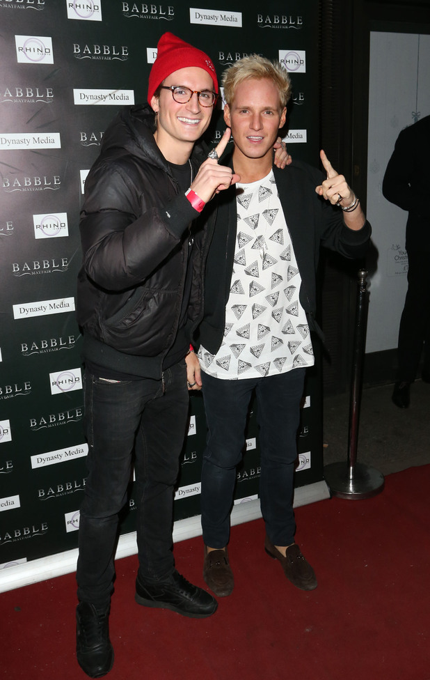 Oliver Proudlock,Jamie Lang, Made In Chelsea, Babble