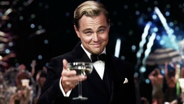 Leonardo DiCaprio leads the cast of Baz Luhrmann's 'The Great Gatsby'.