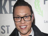 Gok Wan attends the after party for the Media Night of Wicked at Victoria Park Plaza, London