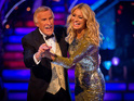 The presenter says he wants the duo to take over his hosting role on Strictly.