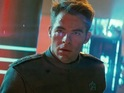Watch a longer version of the previously-released Star Trek Into Darkness trailer.