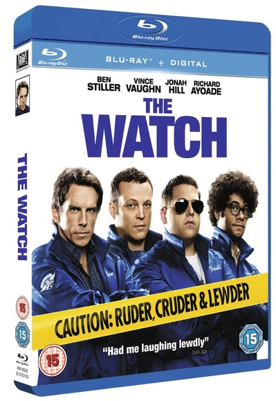 The Watch packshot