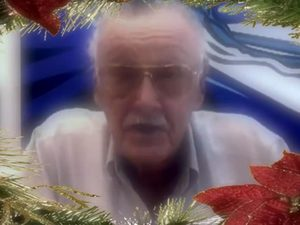 Stan Lee reads 'Twas The Night Before Christmas'