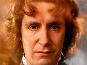 Doctor Who stamps - Paul McGann