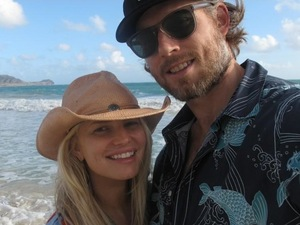 Jessica Simpson and Eric Johnson in Hawaii - 26 December 2012