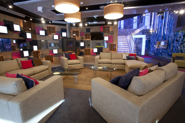 Celebrity Big Brother house