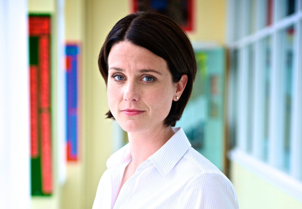 Waterloo Road: Heather Peace as Nikki Boston