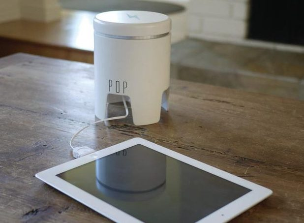 The POP Portable charger