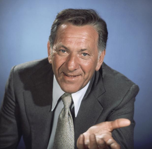 Jack Klugman, 1981 portrait.