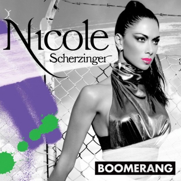 Nicole Scherzinger Artwork for Boomerang