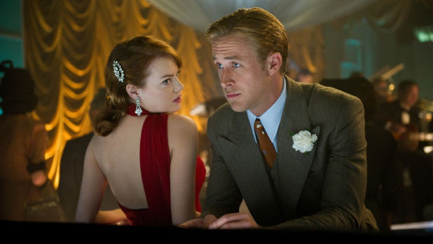 Ryan Gosling and Josh Brolin hunt down Sean Penn's ruthless gangster Mickey Cohen in 'Gangster Squad'.