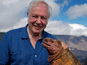 Attenborough for New Year Sky 3D show